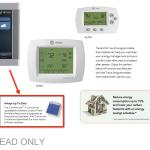 WiFi Thermostat-Trane ComfortLink II Brochure