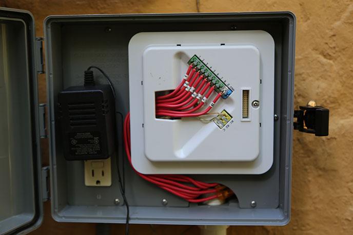 Rachio Iro-Extended Wires